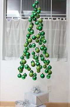 мастер-класс елка из шариков