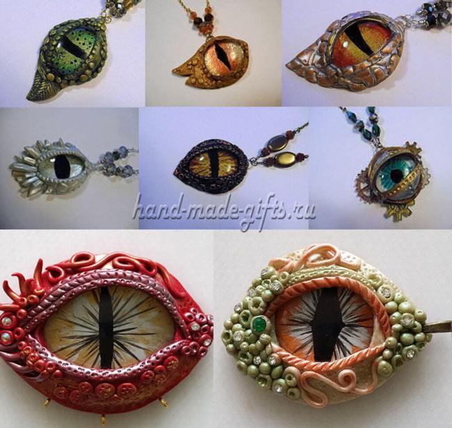 глаз дракона мастер-класс