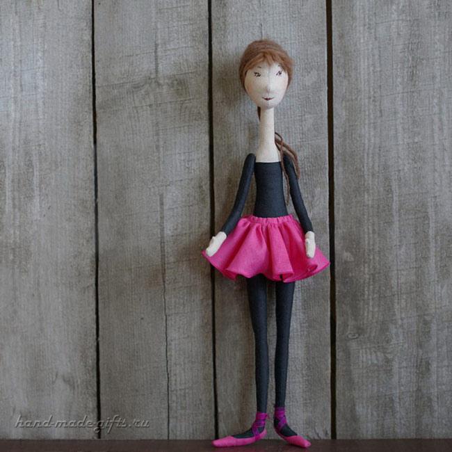 красивые куклы балерины своими руками