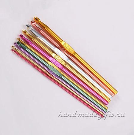 крючки для вязания набор