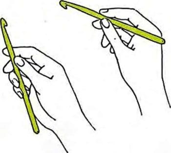 Как соединять толстую пряжу при вязании