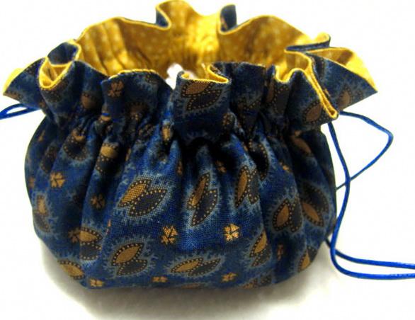 сумочка-мешочек своими руками