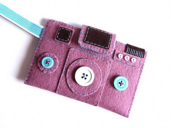 чехол для фотоаппарата или айфона своими руками подарок подруге