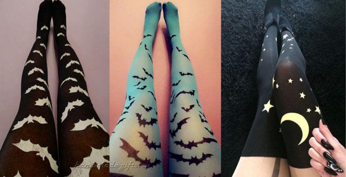 простой костюм на хэллоуин для девушки
