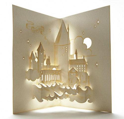 замки киригами