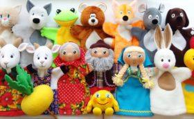 Кукольный театр своими руками: выкройки на руку