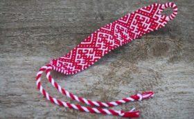 Схемы для фенечек прямого плетения простые