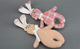 Шаблоны для шитья мягких игрушек для начинающих