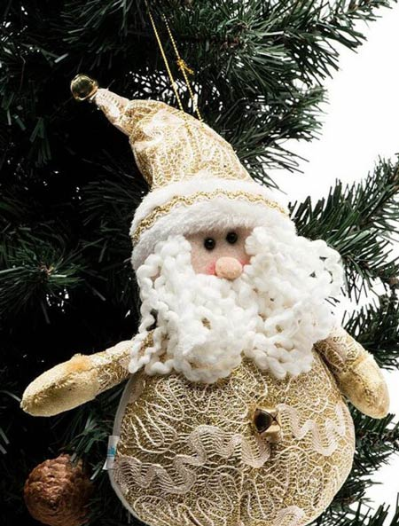 украшения на елку дед мороз