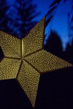 объемные звезды из бумаги своими руками пятиконечная